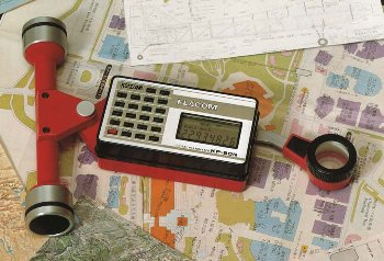 Digital Planimeter The most standard model of